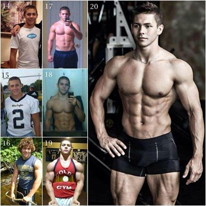 6 Years of Body transformation