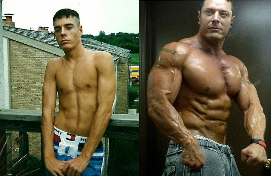 Another Inspiring Body Transformation