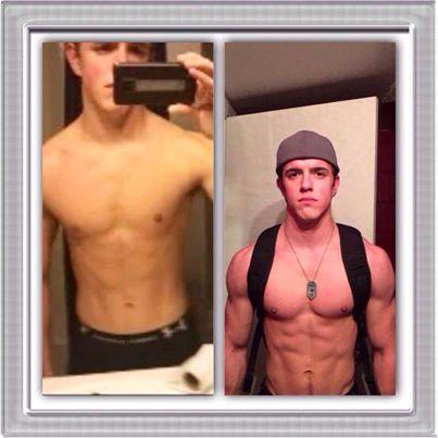 Nice bulk body transformation