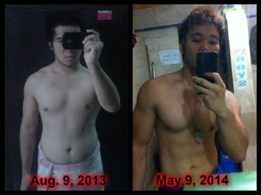 19 years old Male Transformation