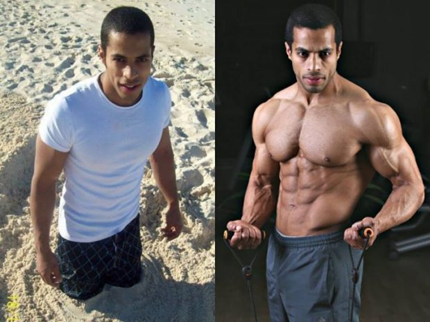 True Dedication Body Transformation