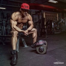 how long muscle growth