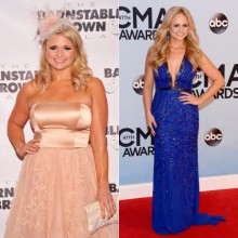 Miranda Lambert 25 Pound Lost Transformation