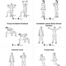 Top 8 Arm Toner Workouts For Women