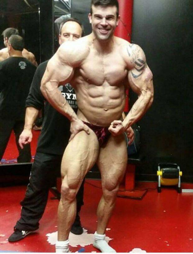 Steroid Body Transformation