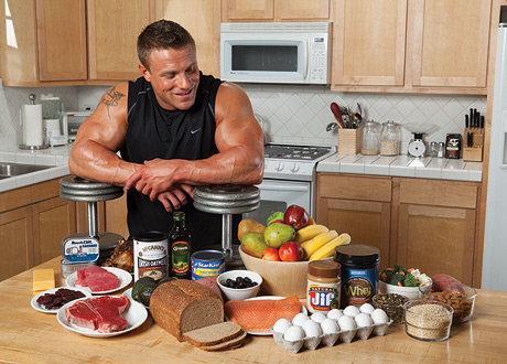 5 Key Nutrition Rules For Bulking