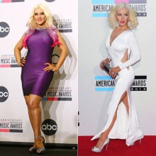 Christina Aguilera Weight Loss Transformation