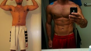 1 Year Of Inspirational Bodybuilding Transformation