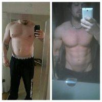 2 Years of Bodybuilding Transformation