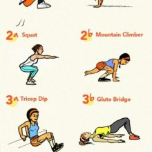 The 30 Minute No Gym Bodyweight Workout
