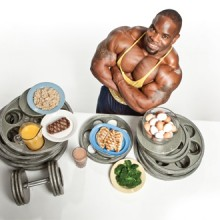 Johnnie Jackson's IFBB Pro Super Strength Foods