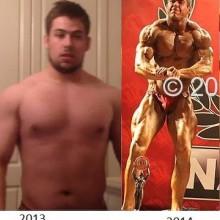 Aspiring Bodybuilder Adam Foster Body Transformation Interview