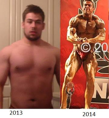 Aspiring Bodybuilder Adam Foster Body Transformation Interview