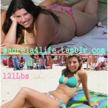 Magrela Fabulous 72 Pound Loss Body Transformation