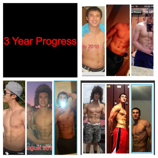 Scott Kallet Shares His Shredded Transformation Journey