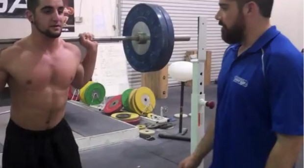 The Proper Way to Breath During Squat Exercise