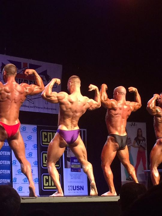 Russell Los Barnard competition photo