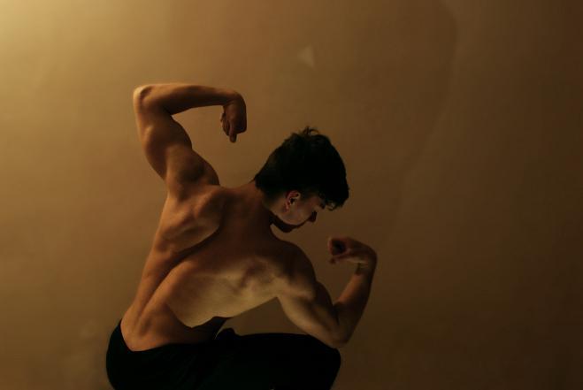 Teen Bodybuilder Transformation
