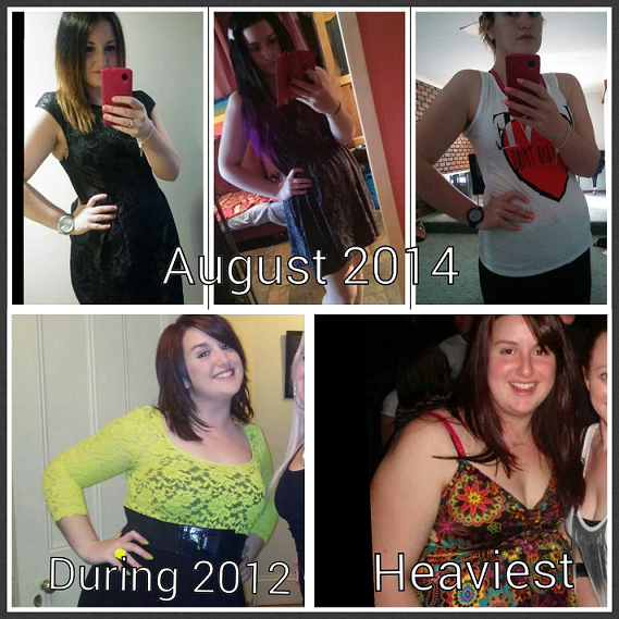 Courtney Inspiring 72 Pound Weight Loss Transformation