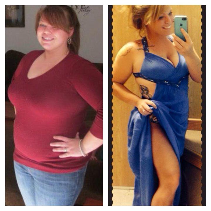 Patricia body transformation