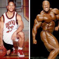 Phil Heath Body Transformation