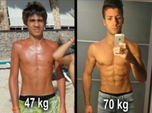 Steroid-free transformation
