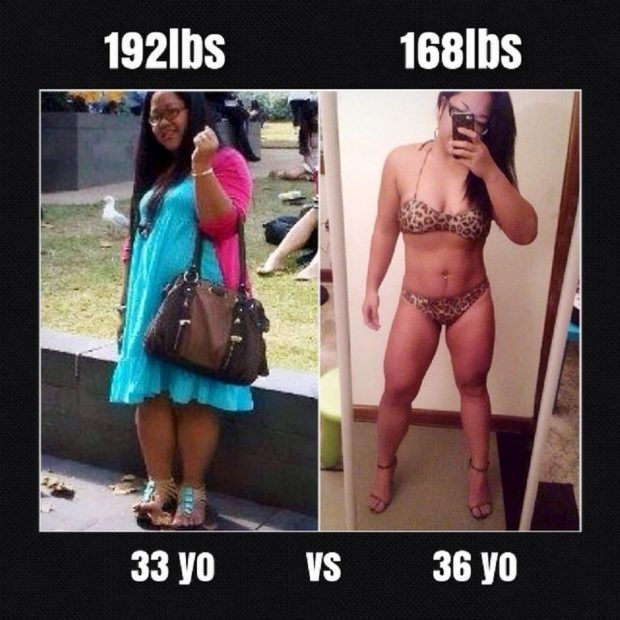Chiquita Inspiring 3 Year Fitness Transformation INTERVIEW