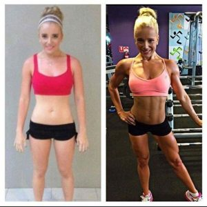 epic girl bodytransformation