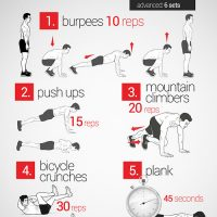 Wake Up and Make it Happen Workout Routine