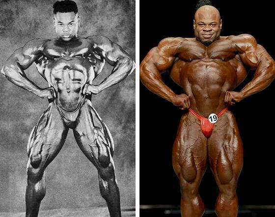 The Predator Kai Greene Body Transformation