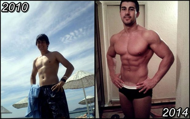 Stanislav 35 Pound Gained Muscular Transformation INTERVIEW