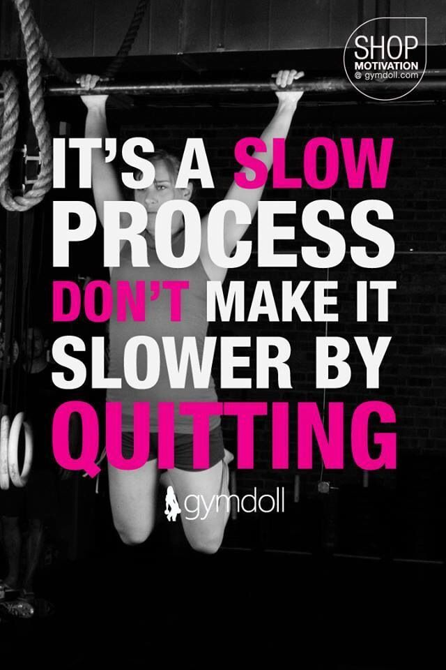 IF I QUIT – Fitness Motivational Quote