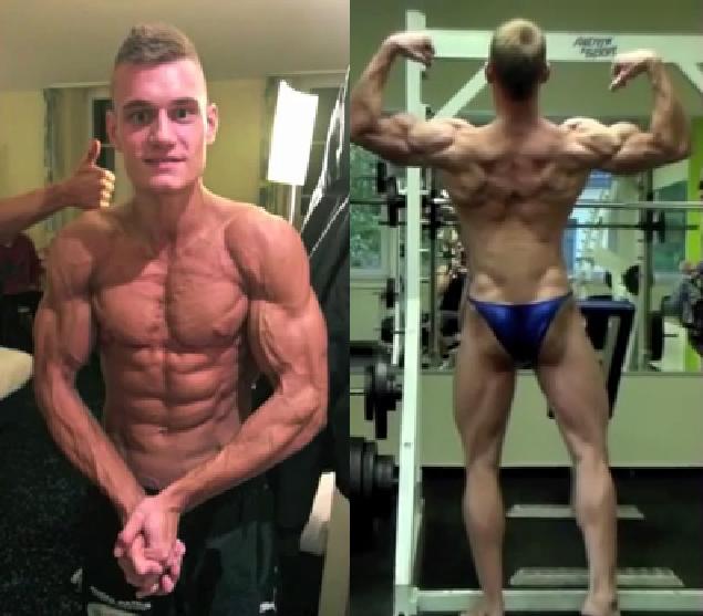 Andre Patris-Ectomorph-Body-Transformation