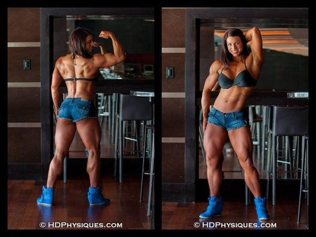 Ariel Gail Personal Trainer – NPC Physique Competitor Transformation Journey