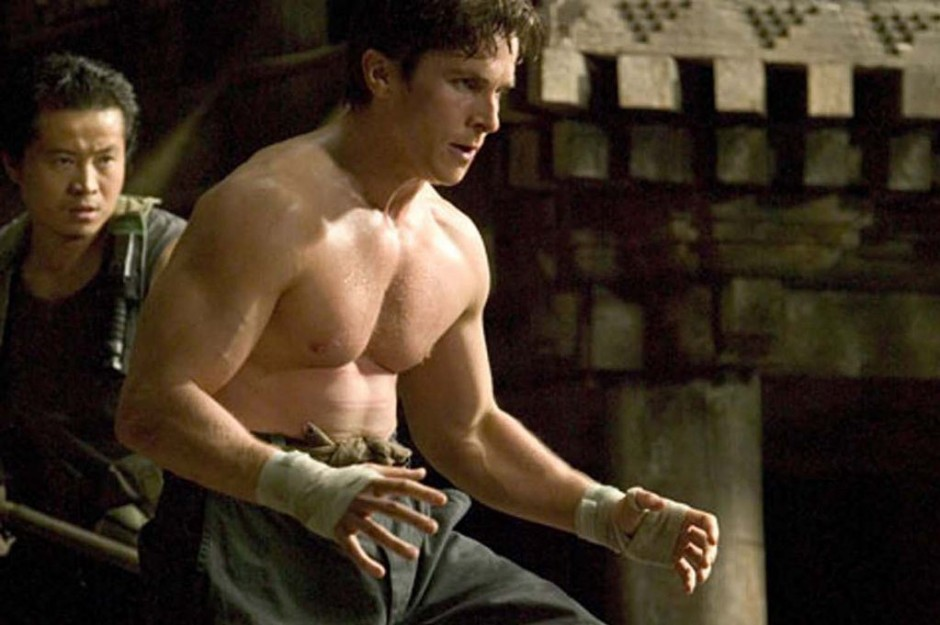 christian bale workout batman - photo #1