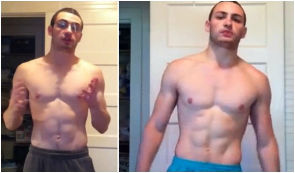 Creatine Before And After 1 Week | www.pixshark.com
