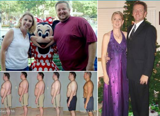 5 Awesome Couple Fat Loss Transformation that Will Inspire You