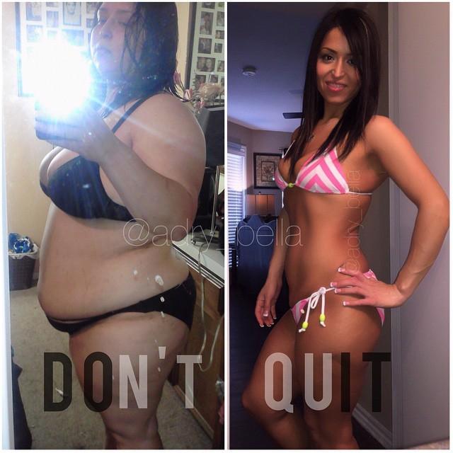 Adry Bella Weight Loss