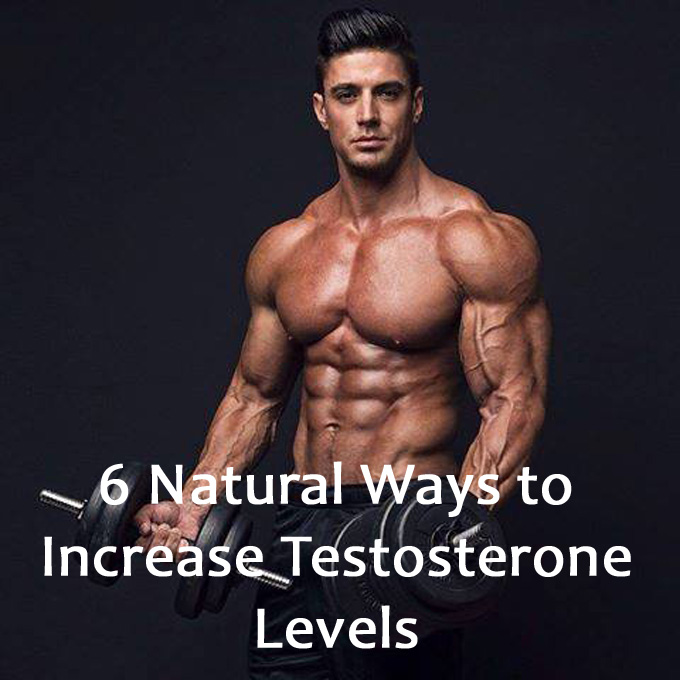 For Natural Boost Way To Men Testosterone