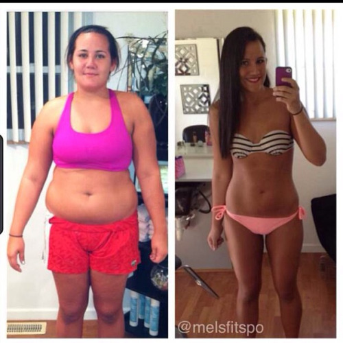6 Inspiring Girls Weight Loss Transformations Under 6 Months