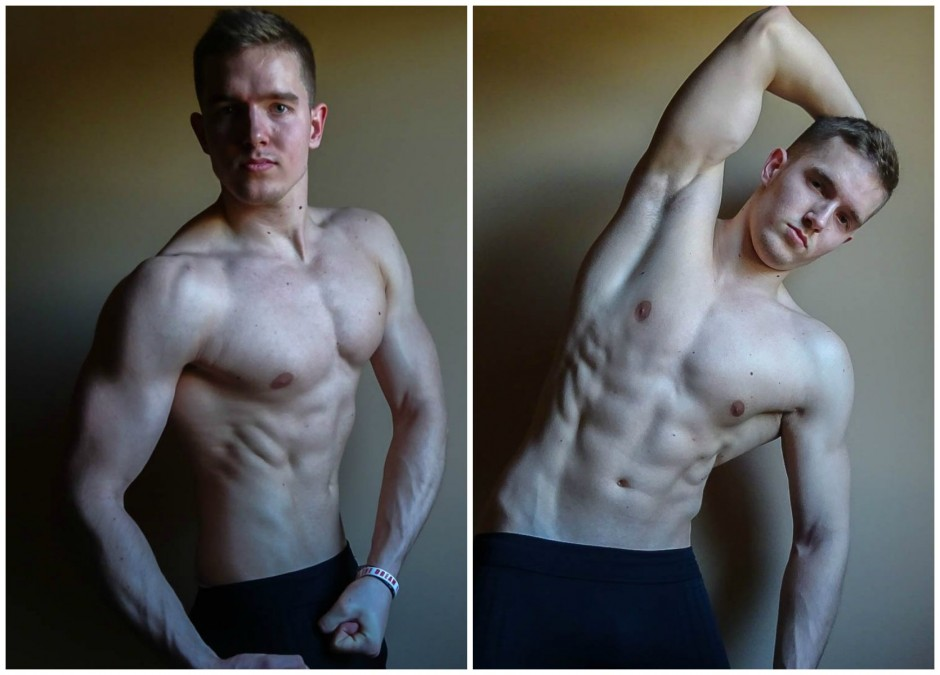 Teen Extreme Transformation From Skinny To Muscular