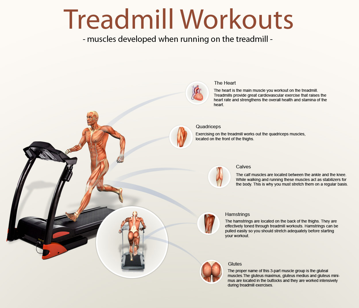 7 Benefits of Working on the Treadmill