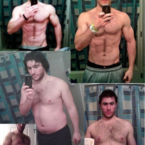 muscle transformation
