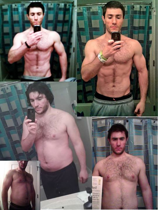 Aleo's 1 Year Weight Loss Transformation Turned Negative Energy into Positive