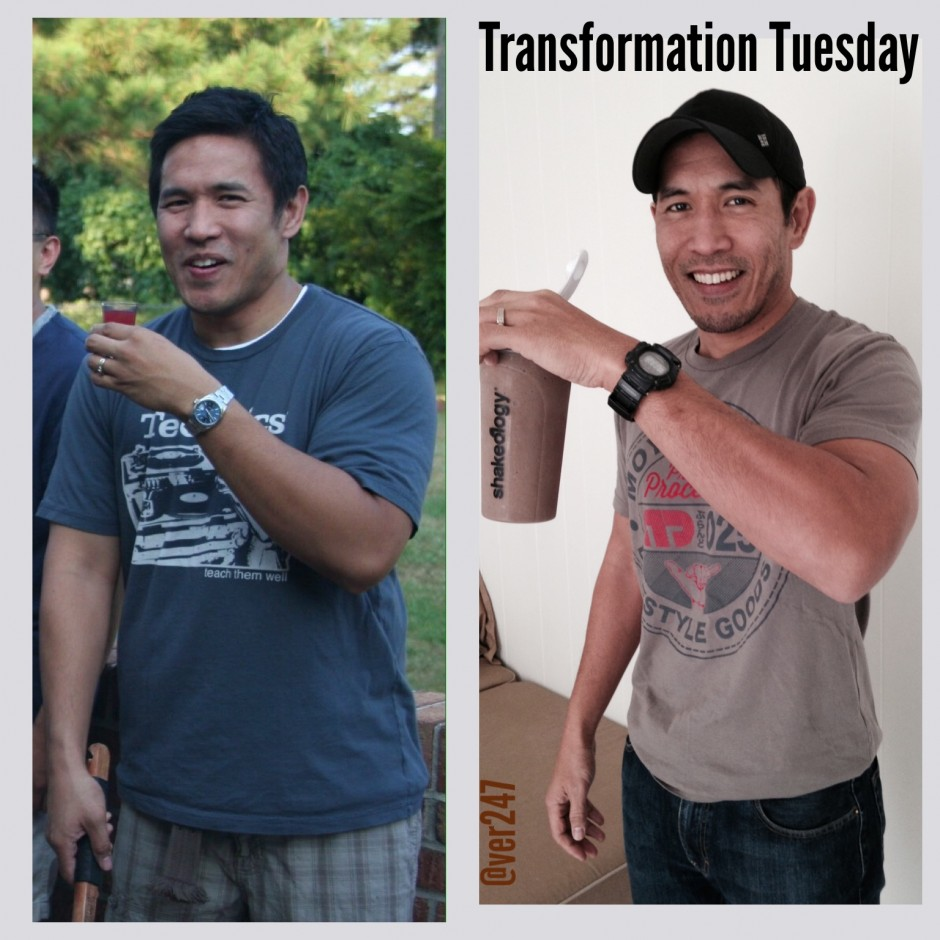 Oliver P90 transformation