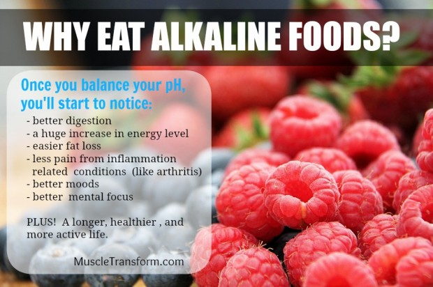 Why Eat Alkaline Foods