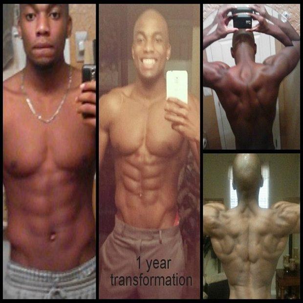 Cameron Richards Transformation – 2015 Musclemania Gold Coast Champion