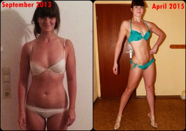 Adriana Path To A Bikini Body Transformation