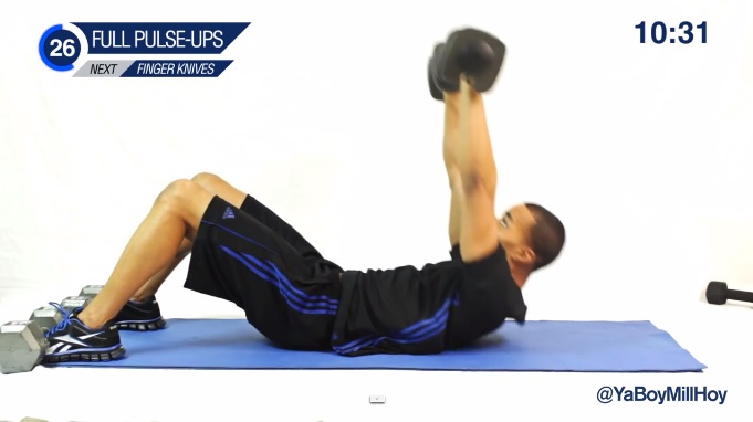Top 5 Dumbbell Core Exercises For Men On Youtube