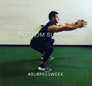 How to do Burpees Faster With Bottom Burpee Workout